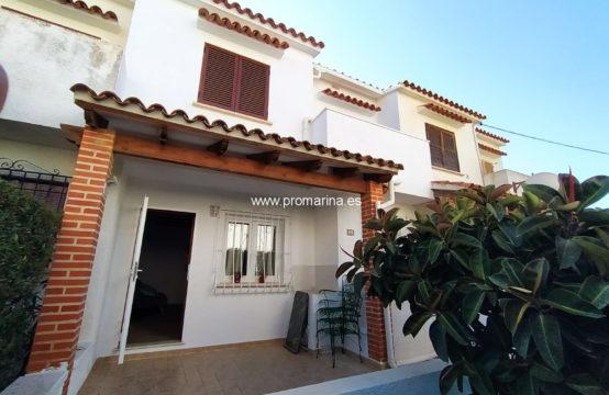 PRO2444<br>Charmantes renoviertes Stadthaus in Els Poblets